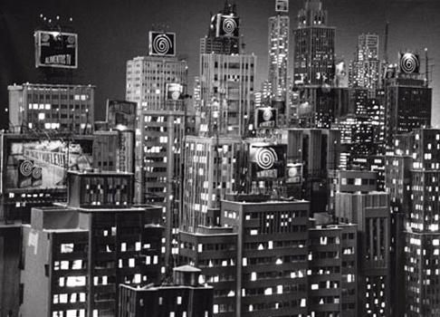 maqueta ciudad la antena santiago rey